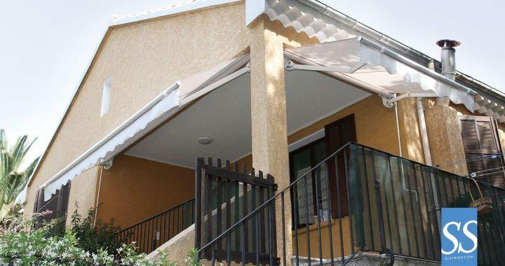 stores loggia 806 standard l - store de terrasse bannes ... - Store Banne Exterieur Monobloc Pret A Poser